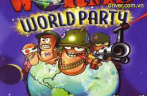 Game-Worm-World-Party