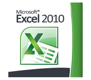 giao diện excel 2010