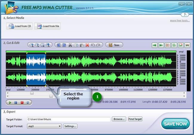 Free Mp3 WMA Cutte