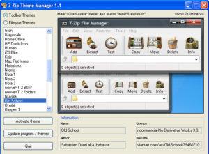 Tải phần mềm nén và giải nén 7-zip full
