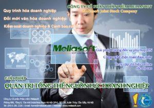 Download phần mềm Meliasoft 2016 - Kế toán thương mại