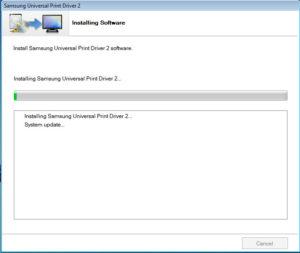 Hướng dẫn cài đặt driver máy in Samsung SL M2020