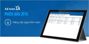 Download Phần mềm Kế toán 1A phiên bản mới nhất