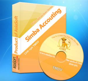 Phần mềm kế toán Simba 4A Acounting