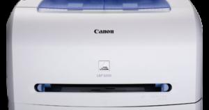 Driver máy in Canon LBP 3200