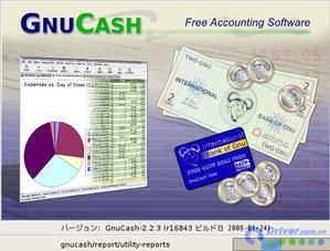 Phần mềm kế toán GnuCash thu chi miễn phí - MỚI NHẤT