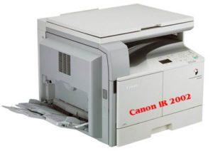 Driver máy in canon 2002