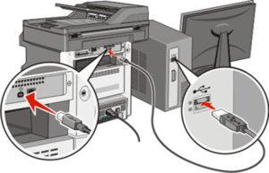 Cài đặt driver máy in Canon LBP-6680x bước 1